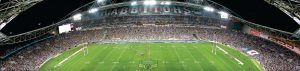 Rabbitohs Stadium Corporate Box